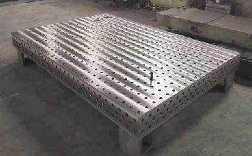 普通三维柔性焊接平台