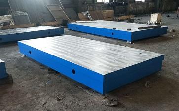 2米×4米铸铁平台
