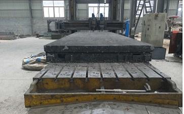 铸铁平台加工