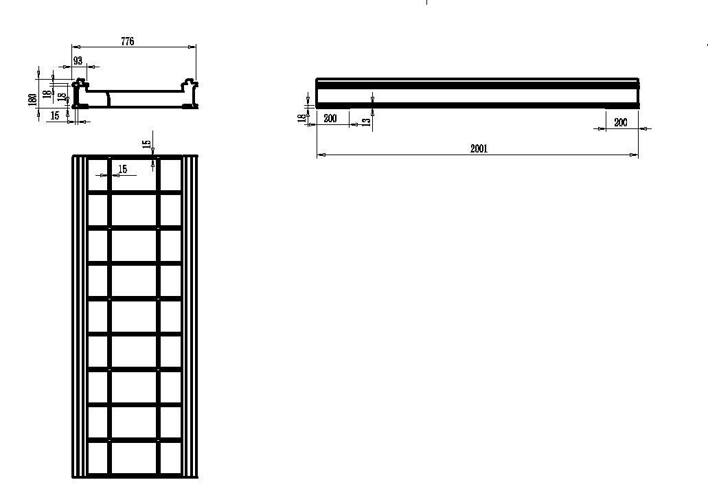 机床铸件设计