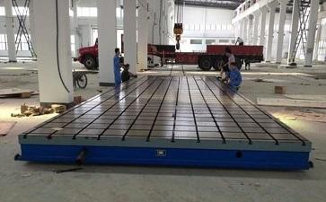 铸铁平板的普通使用环境