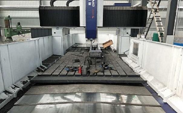 机床铸件加工设备