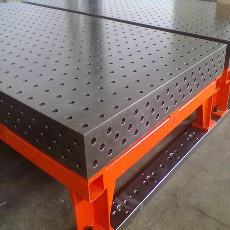 焊接平台怎样正确使用(图2)
