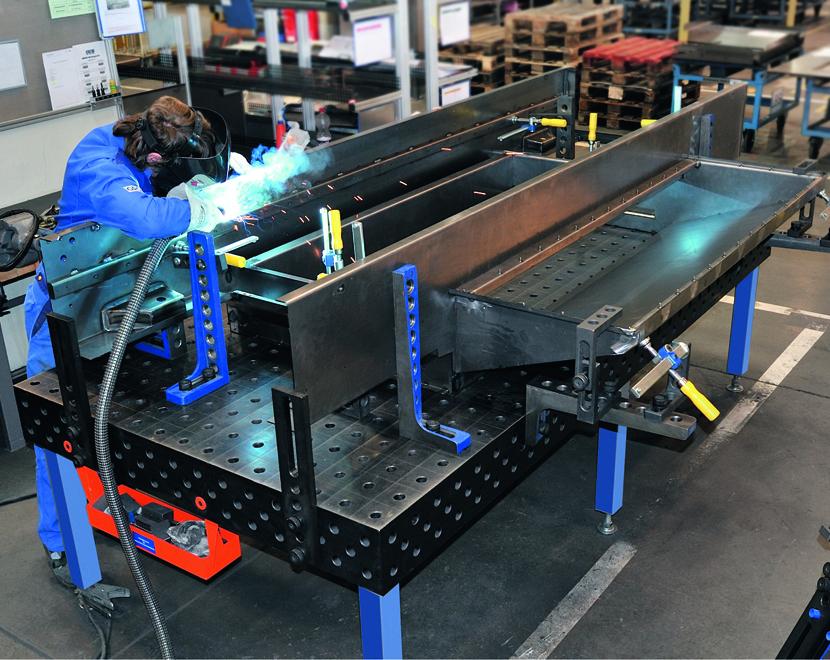 焊接平台怎样正确使用(图3)