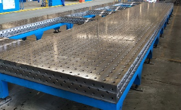 焊接平台怎样正确使用(图1)