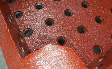 三维柔性焊接平台底孔